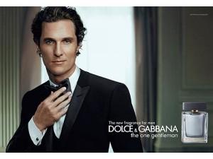 Matthew McConaughey Dolce and Gabanna Ad