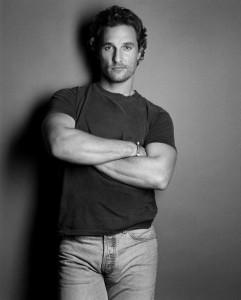 Matthew McConaughey Unedited
