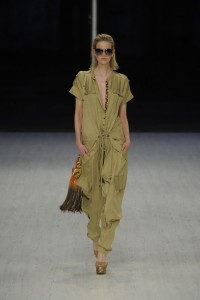 Matthew Williamson LFW Runway