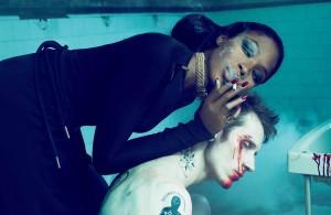 Naomi Campbell Alex Kovas Interview Mert Marcus