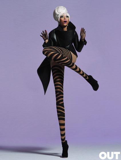 Nicki Minaj V Cover Shoot. Photo Shoot. Nicki Minaj