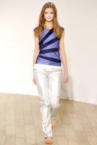 Nicole Farhi LFW Runway