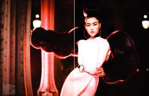 Numero China Angel and Devil