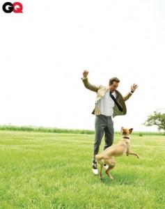 Ryan Reynolds for GQ US Peggy Sirota