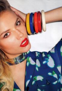 The Brightest Vogue Russia Natasha Poly Terry Richardson