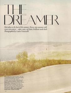 The Dreamer Anna Maria Jagodzinska