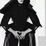 Vogue Paris Bal masque Mert Marcus