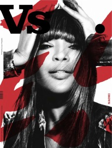Vs Magazine Naomi Campbell