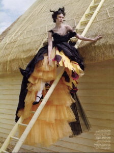 W Magazine Where Troubles Melt Like Lemon Drops Karlie Kloss