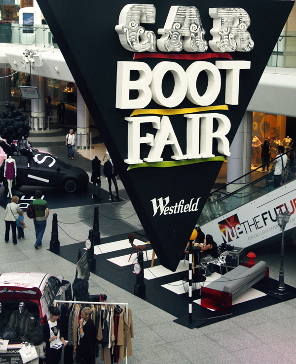 Westfield's (Car) Boots Are Made For Walking
