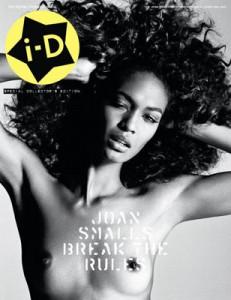 iD Magazine 30th Anniversary Joan Smalls