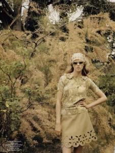 AnOther Magazine Lindsey Wixson Venetia Scott