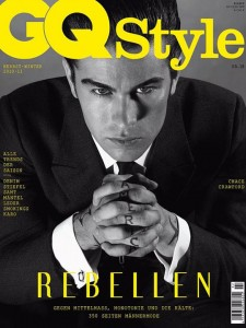 Chace Crawford for GQ Style Germany Rebellen