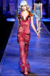 Christian Dior Runway PFW Melissa Tammerijn