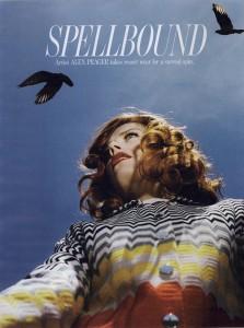 Spellbound Alex Prager W Magazine