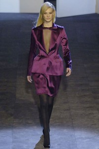 Wear Purple Autumn Winter 2006 Lanvin