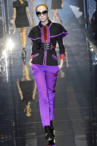 Wear Purple Spring Summer 2007 Gucci