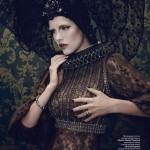 Ashley Smith Sharif Hamza Vogue Russia