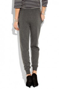 Chinti and Parker Cashmere Pants