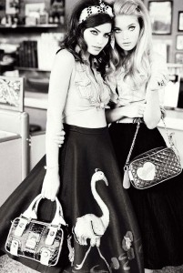 Guess Fall Winter 2010 Campaign