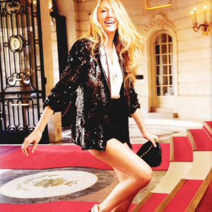 Happiness Blake Lively