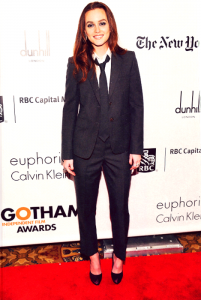 Leighton Meester Gotham Independent Film Awards
