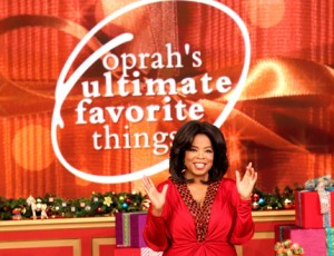 Oprah Ultimate Favorite Things