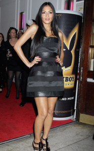Playboy Funky Buddha Nicole Scherzinger