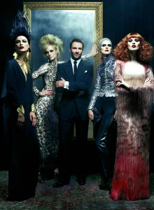 Tom Ford Womenswear Vogue