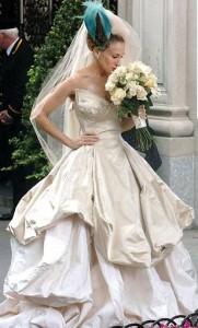 Zac Posen Twilight Wedding Dress