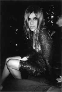 Carine Roitfeld French Vogue