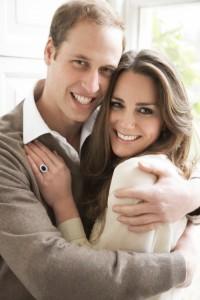 Royal Engagement Portrait