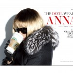 Anna Wintour Grace Coddington Candy Magazine