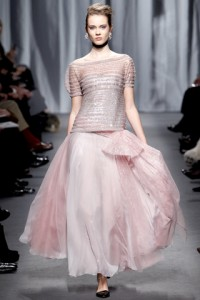 Couture Spring 2011 Chanel