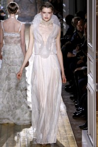 Couture Spring 2011 Valentino