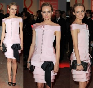 Diane Kruger Chanel Couture