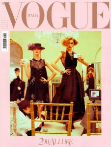 Freja Beha Erichsen Arizona Muse Vogue Italia
