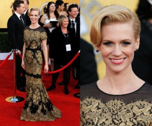 January Jones SAG Awards