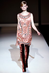 Alberta Ferretti Fall Winter 2011