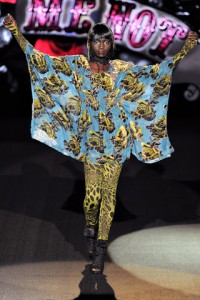 Betsey Johnson Fall Winter 2011