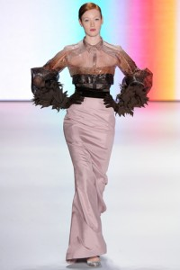 Carolina Herrera Fall Winter 2011