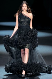 Christian Siriano Fall Winter 2011