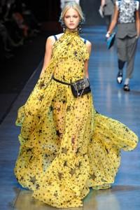 Dolce Gabbana Fall Winter 2011