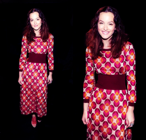 Leighton Meester Marc Jacobs
