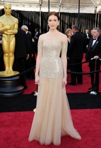Mandy Moore Oscars 2011