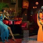 The Blackallure Vogue Italia