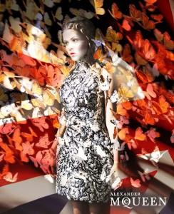 Alexander McQueen Wedding Dress