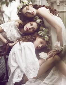 Flowergirls Elle Denmark