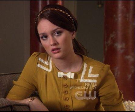 Gossip Girl Blair Waldorf