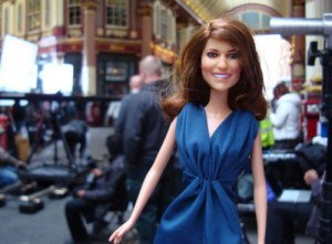 Kate Middleton Barbie